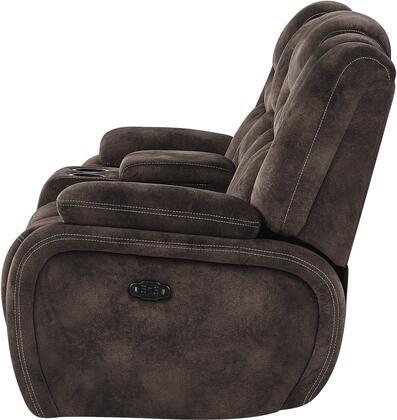 Sensational Global Furniture Usa U1706 Night Range Chocolate Pcrls W Ocoug Best Dining Table And Chair Ideas Images Ocougorg