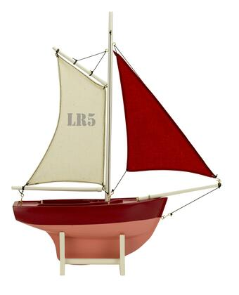 "Authentic Models AS18X Sailer, 3.25"" with Basswood & Cotton Material"
