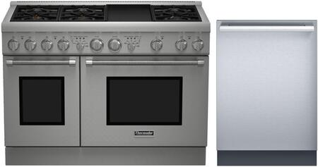 Thermador 739327 PRO Harmony Kitchen Appliance Packages