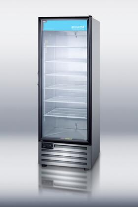 Summit ACR1515SS AccuCold Series All Refrigerator with 17.0 cu. ft. Capacity in Stainless Steel
