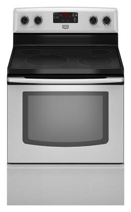 Maytag MER7662WS  Electric Freestanding