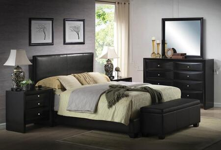 Acme Furniture 14440F6PC Ireland Full Size Bedroom Sets