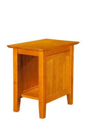 Atlantic Furniture AH1330 Nantucket Chair Side Table
