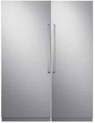 Dacor 772321 Modernist Side-By-Side Refrigerators