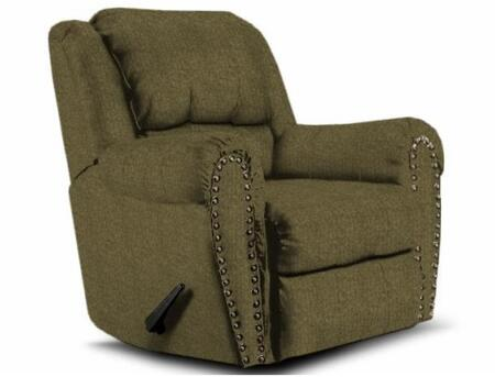 Lane Furniture 21495S461030 Summerlin Series Transitional Wood Frame  Recliners