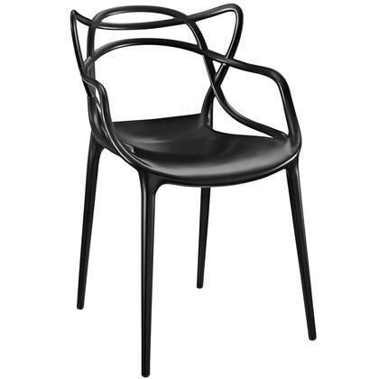 Modway EEI-1458 Entangled Dining Armchair