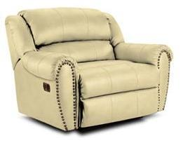 Lane Furniture 21414174597515 Summerlin Series Transitional Leather Wood Frame  Recliners