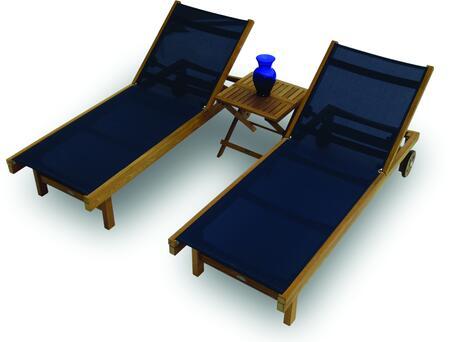 Royal Teak Collection SDX SunDaze Lounge Chair