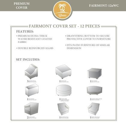 FAIRMONT 12aWC