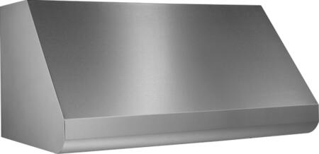 Broan Elite E60XTSS Wall-Mount Canopy Range Hood with Variable Speed Control, Heat Sentry Sensor, Baffle Filters and Convertible to Recirculating in Stainless Steel