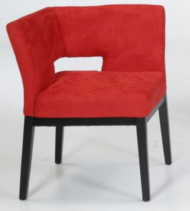 Red Chair View