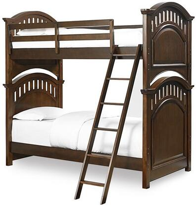 Samuel Lawrence 84687303132 Expedition Series  Twin Size Bunk Bed