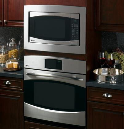 Ge Peb2060smss Counter Top Microwave Oven In Stainless