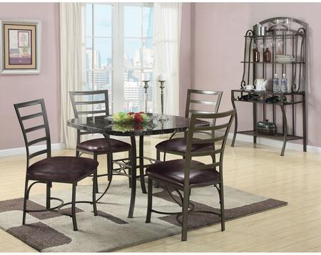 Acme Furniture 70157TCRB Daisy Dining Room Sets