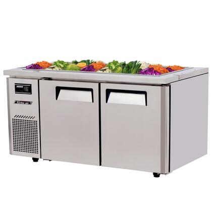 "Turbo Air JBT60 59"" Freestanding Cold Food Table"