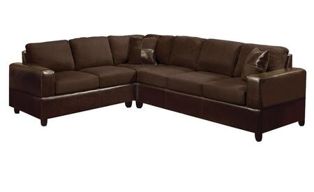 Acme Furniture 00107 Madrid Series Stationary Sofa