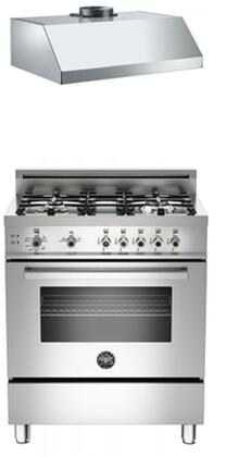 Bertazzoni 714867 Kitchen Appliance Packages