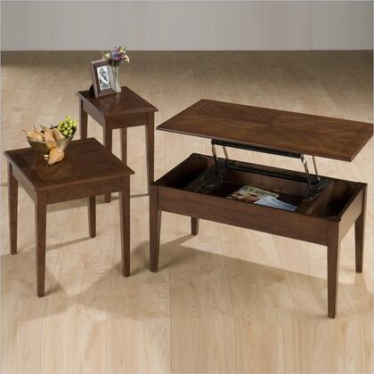 "Jofran 109 40"" Contemporary Living Room Table Set"