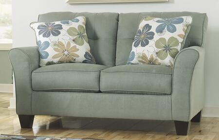 Signature design by ashley 6640035 kylee series fabric for Ashley kylee chaise