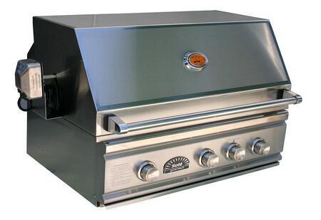 Sole SO32BQRTR Built In Natural Gas Grill