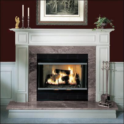 Majestic BR36 Royalton Series  Woodburning Fireplace