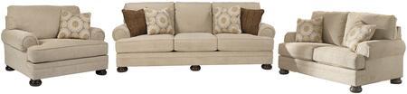 Milo Italia MI5969SLCQUAR Mariam Living Room Sets