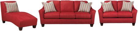 Signature Design by Ashley 95801SLCL Hannin Living Room Sets