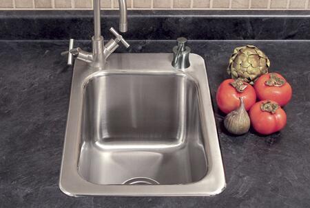 Aline SS1171510RE Kitchen Sink