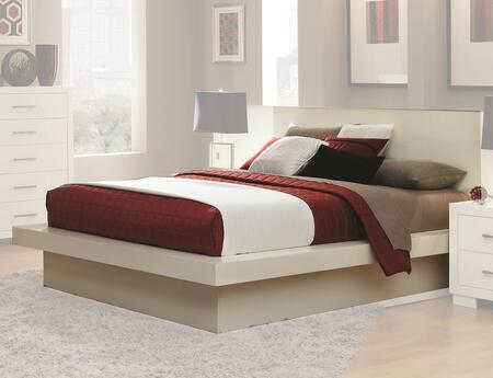 Coaster 202990KW Jessica Series  California King Size Platform Bed
