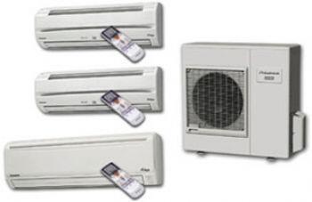 Friedrich M30TYF Mini Split Air Conditioner Cooling Area,