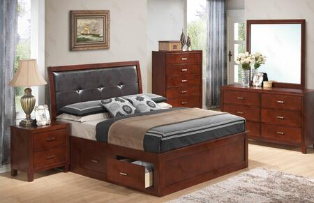 Glory Furniture G1200BQSBDMN G1200 Bedroom Sets