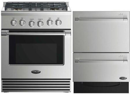 DCS 735924 Kitchen Appliance Packages