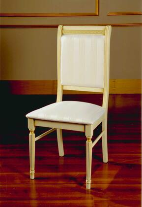 VIG Furniture VGACROSELLASC1 Modrest Rossella Series Modern Fabric Wood Frame Dining Room Chair