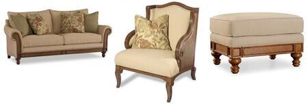 Hooker Furniture 112552013KIT7 Windward Living Room Sets