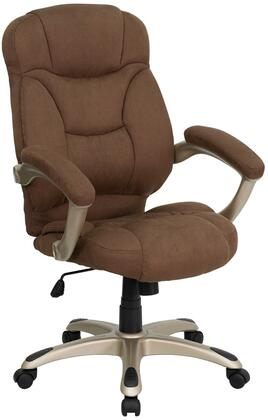 "Flash Furniture GO725BNGG 27.5"" Contemporary Office Chair"