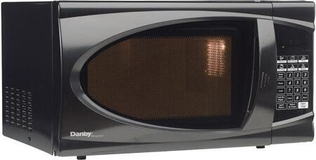 Danby DMW758BL Countertop Microwave, in Black