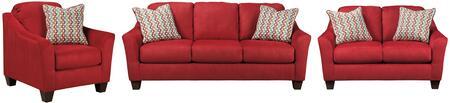 Signature Design by Ashley 95801SLC Hannin Living Room Sets