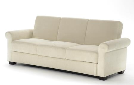 Light Brown Sofa Right Profile
