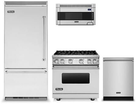 Viking 749652 5 Kitchen Appliance Packages