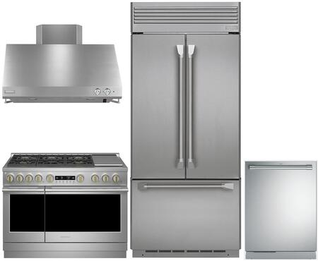 GE Monogram 709569 Kitchen Appliance Packages