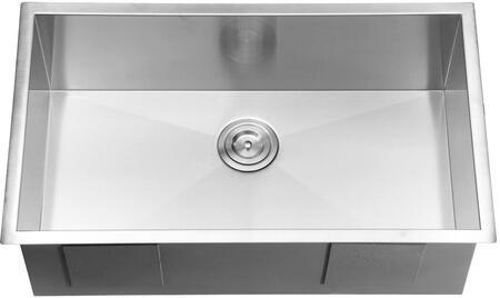 Ruvati RVH7405 Kitchen Sink