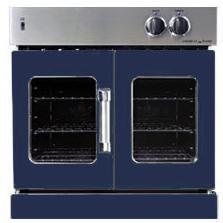 American Range AROFG30DB Single Wall Oven, in Dark Blue
