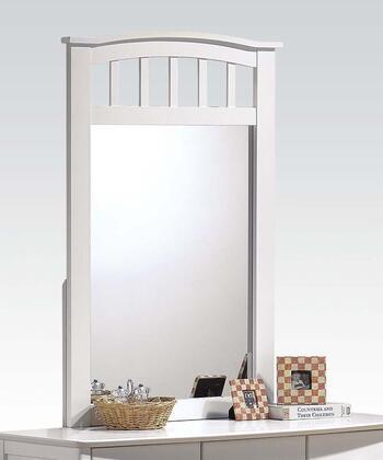 Acme Furniture 09155 San Marino Series Rectangular Portrait Dresser Mirror