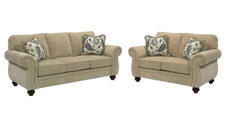 Broyhill 3688QGSL899482404543102122 Cassandra Living Room Se