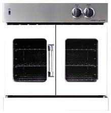 American Range AROFG30W Single Wall Oven, in White