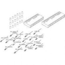 Amana PWHK01C Air Conditioner Cooling Area,