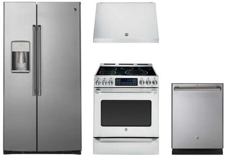 GE Cafe 737018 Kitchen Appliance Packages