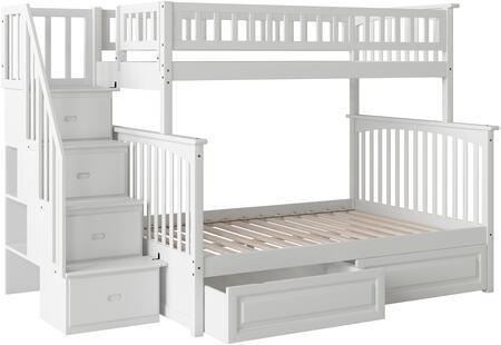 Atlantic Furniture AB55722  Bunk Bed