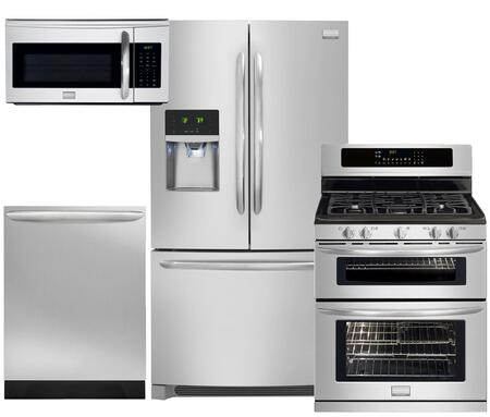 Frigidaire 347426 Gallery Kitchen Appliance Packages
