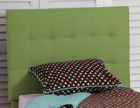 Powell 14Y2013 Quilted Twin Headboard
